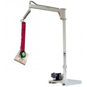 Manipulador industrial para baldosas con brazo articulado
