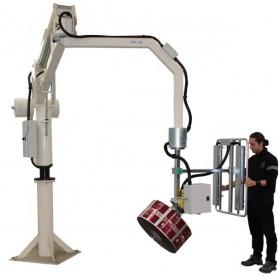 Manipulador para bobinas