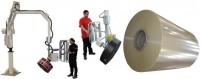 Manipuladores ingrávidos industriales para la manipulación de bobinas