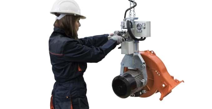 Correcta manipulación manual de cargas en procesos de producción